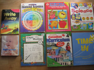 Teaching, Learning and Education Books - Lot of 10 assorted