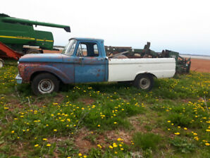 For Sale  66 Ford Truck