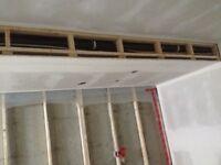 Boarder/Mud and taper no contractors