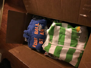 Baby boys clothes size new born to 6 months