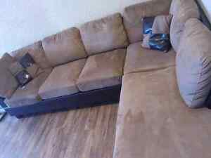 Sectional Sofa & Chaise Couch