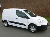 2013 Peugeot PARTNER HDI S L1 850 Van Manual Small Van