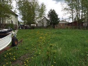 Vacant lots for sale on Connaught Hill