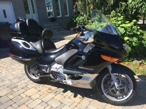 Excellente occasion moto BMW K1200LT  2003. À voir et essayer