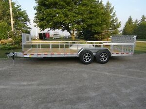 All Canadian Made BreMar/Ajj's Aluminum Trailers London Ontario image 7