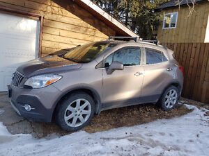 2013 Buick Encore crossover. Fully loaded!