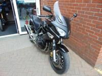 2006 (06) HONDA CBF600 - DELKEVIC EXHAUST HEATED GRIPS + MORE