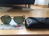 Ray Ban P sunglasses hardly worn