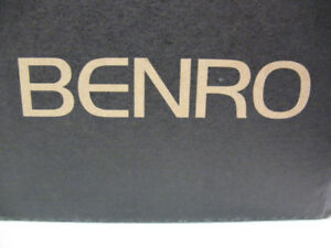 Benro B1 Tripod Head (with plate)