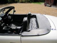 Mazda MX5 Tonneau Cover