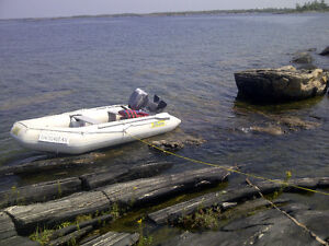 """Inflatable Boat / Dinghy 11"""""""