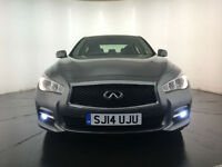 2014 INFINITI Q50 SE DIESEL 4 DOOR SALOON 1 OWNER FROM NEW FINANCE PX WELCOME
