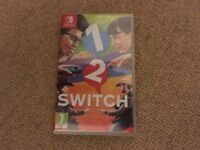 1 2 SWITCH GAME FOR NINTENDO SWITCH
