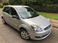 2007 Ford Fiesta 1.25 Style Climate Hatchback 5dr Petrol Manual (142 g/km,