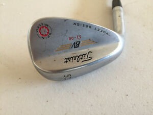 Titleist 52 degree Wedge LH (2008)