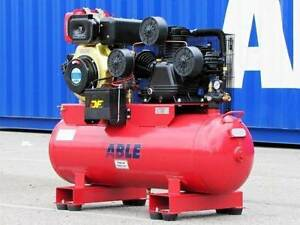a 11HP 160 LITRE 42CFM 125PSI  AIR COMPRESSOR DIESEL Brisbane City Brisbane North West Preview