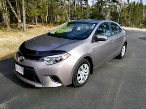 2015 TOYOTA COROLLA LE ONLY 10,000KMS!!!!
