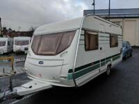 LUNAR CHATEAU 500 / 5 BERTH FIXED BUNK BEDS 2004 £3495