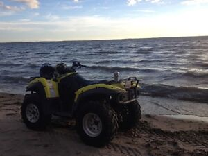 Great ATV For Sale, lots of extras!!