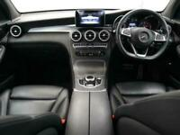 2018 Mercedes-Benz GLC-CLASS GLC 220 d 4MATIC AMG Line Auto Off-Roader Diesel Au