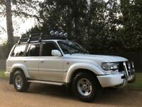 Toyota Land Cruiser Amazon 4.2 TD GX 5dr Manual [1997- R] *4x4*