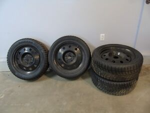 4 Nissan Rogue winter tires for sale.