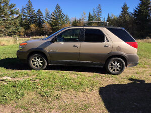 2001 Buick Rendezvous SUV, Crossover