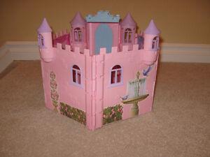 Two pink castles Edmonton Area image 6