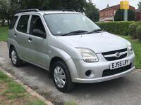Suzuki Ignis GL VVT-S (silver) 2005