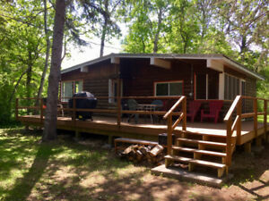 Cottage for rent near Winnipeg Beach