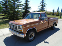 1981 Ford F150 Explorer 1/2 Ton