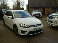 2016 Volkswagen Golf R 2.0 TSI ( 300ps ) 4Motion BMT ( s/s ) DSG