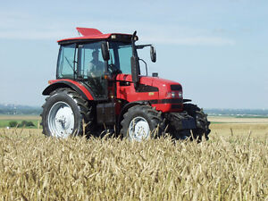 MTZ 1523. Come see it at AGRI-TRADE show in Red Deer 9-12 Nov.