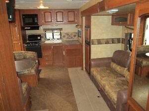 2011 Jayco Eagle 256RSK travel trailer Kitchener / Waterloo Kitchener Area image 14