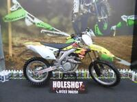 Suzuki RMZ 450 Motocross bike