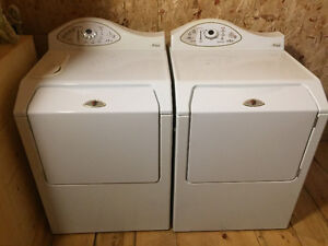 Maytag Neptune Washer and Propane/Natural Gas Dryer