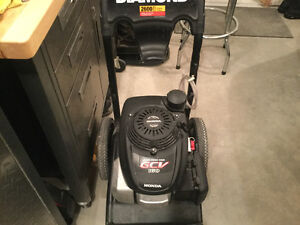Pressure Washer gas powered 2600psi