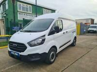 2018 Ford Transit Custom 2.0 TDCi 130ps High Roof Van L2 PANEL VAN Diesel Manual