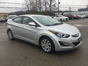 2015 HYUNDAI ELANTRA POWER GROUP * SAT RADIO SYSTEM * LIKE NEW London Ontario image 8