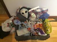 boîtes de décoration d'halloween