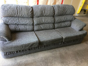 Sofa, microfibre 3-seat