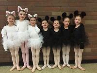 HIP HOP/BALLET/JAZZ- Children's dance classes ages 2-12