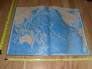 Atlas of the World - Maps National Geographic Society 1975 Map West Island Greater Montréal image 5