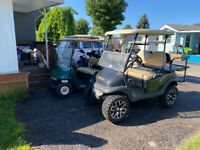 Golf cart for rent in Sherkston