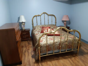Beautiful Basement Apartment Rooms For Rent.