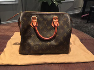 100% Authentic Louis Vuitton Speedy 25