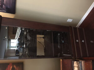 Tall unit for DVD, PVR etc