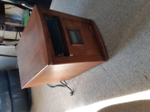 Electric Wooden infrared heater