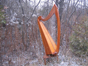 CELTIC HARP FOR SALE
