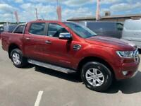 2020 Ford Ranger Double Cab Limited 2.0 EcoBlue 170 Double Cab Pick-up Diesel Ma